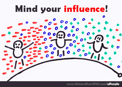 Mind your influence