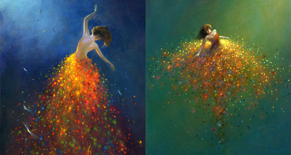 Artwork: De dames van Jimmy Lawlor
