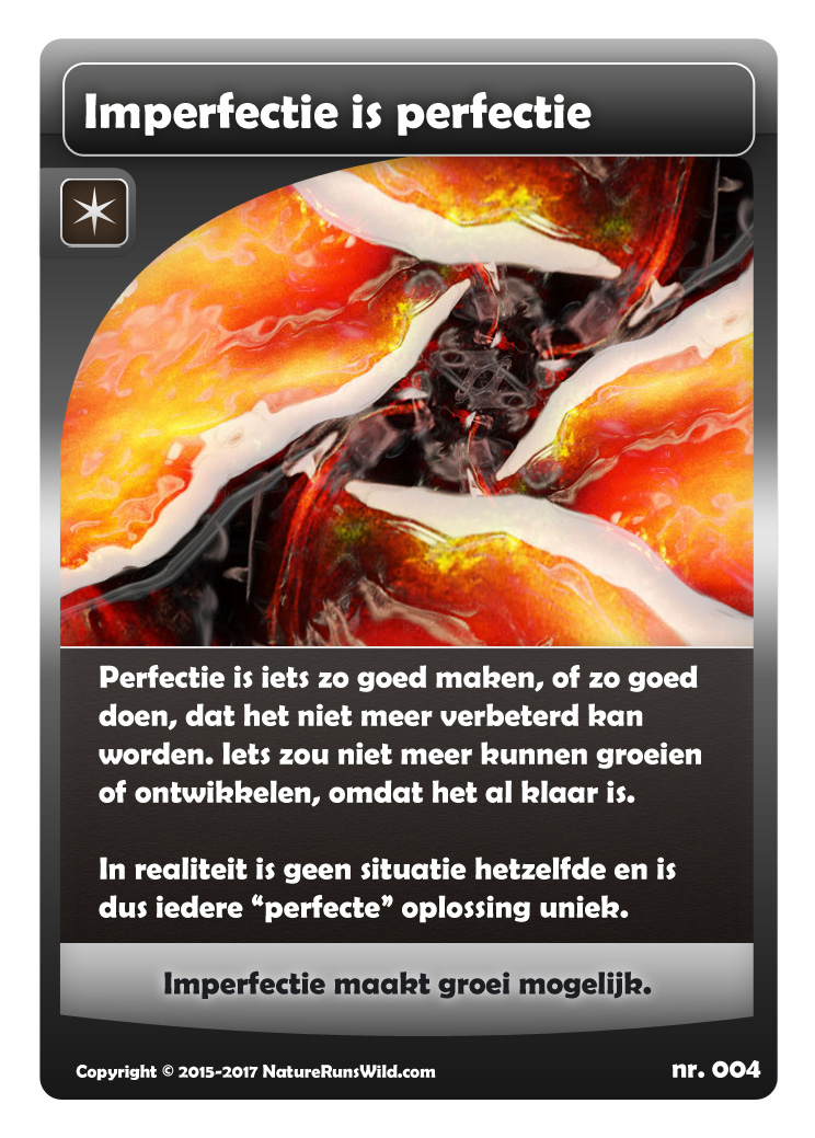 BreinPrikkel 004: Imperfectie is perfectie